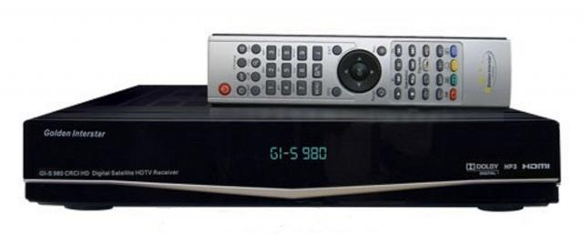 Golden Media -S-BOX 980