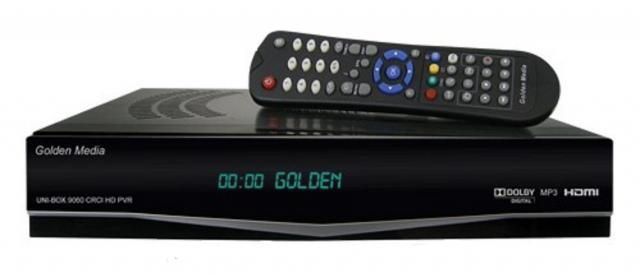 Golden Media UNI-BOX 9060 CRCI HD